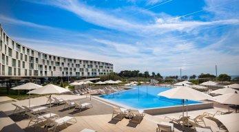 Family Hotel Amarin Pool