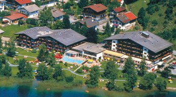 Ferienclub Bellevue am See Außenansicht