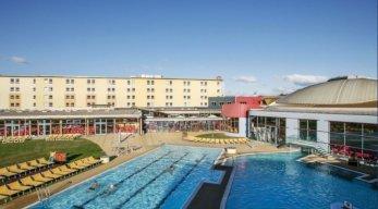 H2O Hotel Therme Resort Aussenansicht