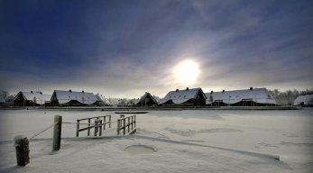 Hof van Saksen Winter