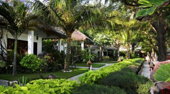 Hotel Cham Villas