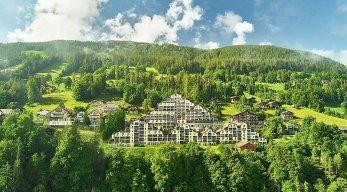 Hotel Dorint Blüemlisalp Beatenberg Aussenansicht