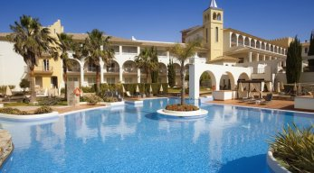 Hotel Fuerte Costa Luz - Pool