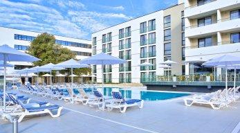 Hotel Park Plaza Arena Pula Pool