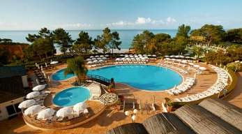 Hotel Porto Bay Falésia Poolanlage