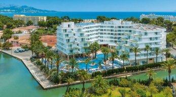 Hotel Viva Eden Lago Außenansicht