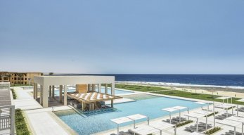 Jaz Maraya Family Resort Pool