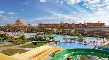 Malikia Resort Abu Dabbab Rutschen