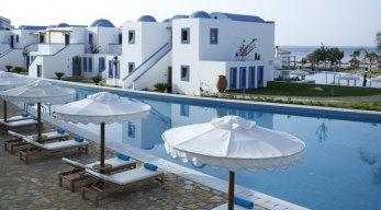 Mitsis Blue Domes Resort & Spa Aussenansicht