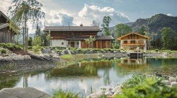 Relais & Chateaux Gut Steinbach Aussenansicht