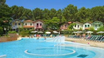 Resort Lacanau Pool