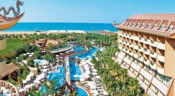 Hotel Royal Dragon Aussenansicht