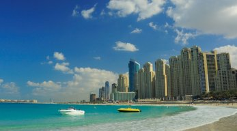 Familienurlaub in Dubai