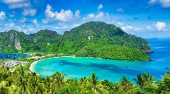 Familienurlaub in Thailand