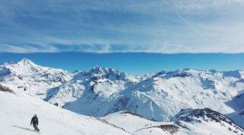 Skigebiet Hochkönig