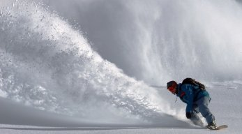 Skigebiet Hohenbogen