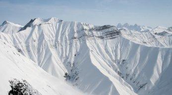 Skigebiet Kleinwalsertal