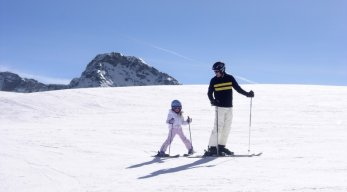 Skigebiet Le Grand Domaine