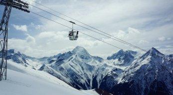 Skigebiet Les 3 Vallées