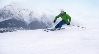 Skigebiet Schöneben-Haideralm