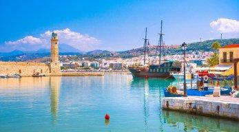 Familienurlaub in Rethymno