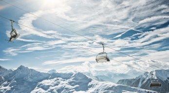 Skigebiet Berwang