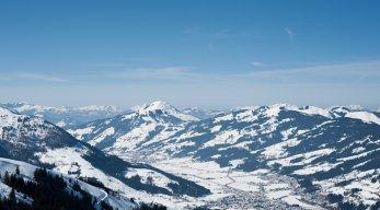 Skigebiet Kitzbühel-Kirchberg