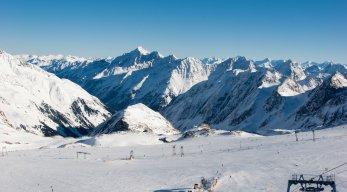Skiregion Stubaital