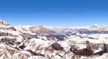 Südtirol Skigebiet Cavalese
