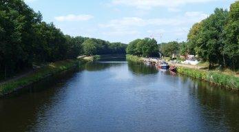 Weser, Ems und Elbe