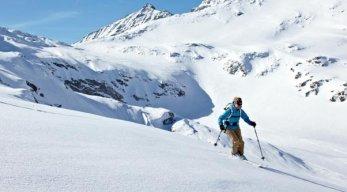 Skigebiet Zell am See-Kaprun