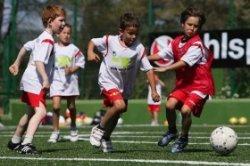 Urlaub mit Soccer-Camp
