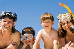 Urlaub mit zwei Kindern