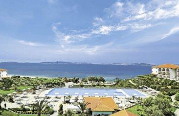 Hotel Akrathos Beach Aussenansicht