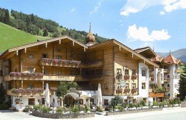 Aktiv Hotel Gaspingerhof Aussenansicht