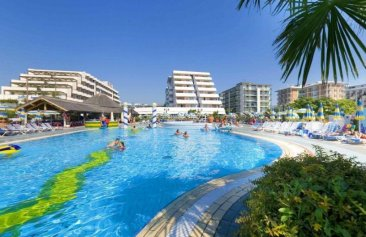 Aparthotel Holiday Pool
