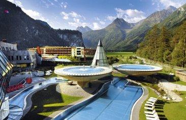 Hotel und Therme Aqua Dome
