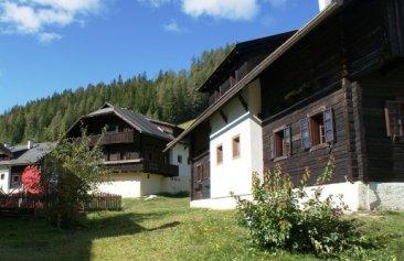 Kirchleitn Dorf Kleinwild Aussenansicht