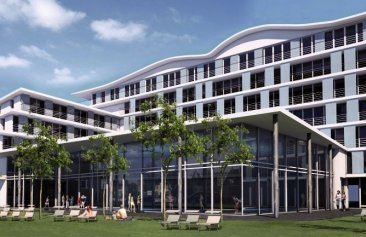 Golf- und Sporthotel Carat Aussenansicht