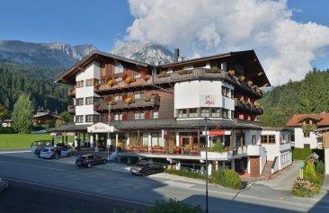 Hotel Alpin Aussenansicht