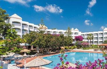Hotel Defne Ana - Hotelanlage