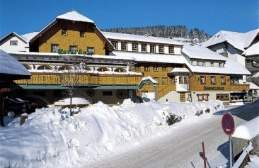 Hotel Engel Winteransicht