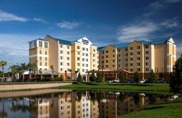 Hotel Fairfield Inn & Suites Orlando Aussenansicht
