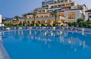 Hotel SunConnect Kipriotis Aqualand Außenansicht