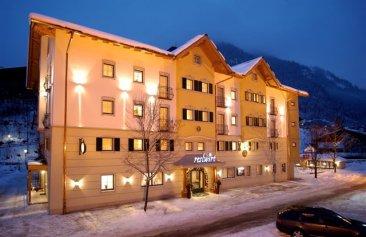 Hotel Reslwirt im Winter