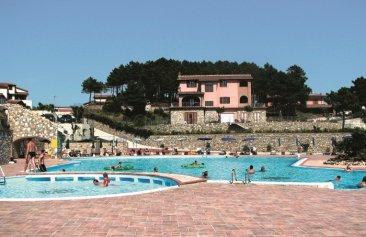 Ferienanlage Borgo San Pecoraio Pool
