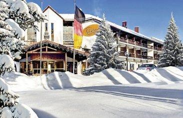 Hotel St. Georg Winteransicht