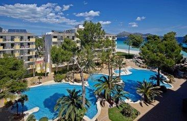 Hotel IBEROSTAR Alcudia Park Außenansicht