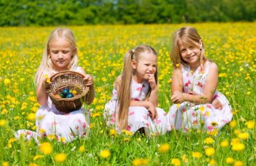 Osterurlaub mit Kindern
