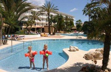 Aparthotel Marins Playa Außenanlage